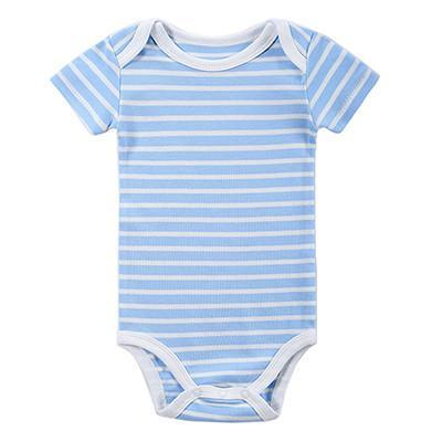 Baby Bodysuits Sleeve Toddler Jumpers-GKandaa.net