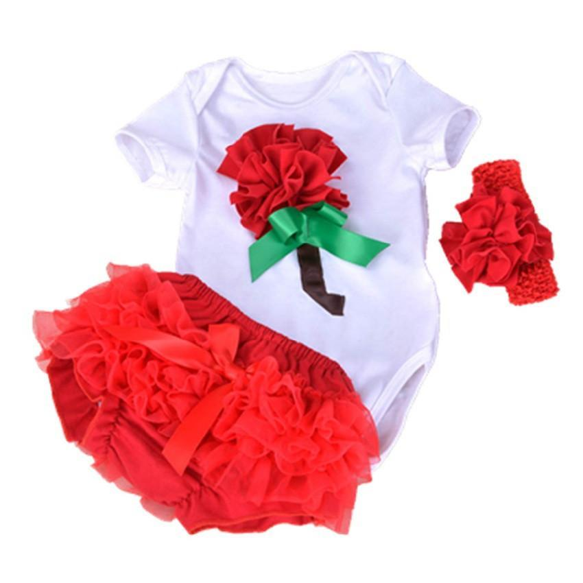 Baby Clothing Sets Bodysuits Summer 100% cotton Short Sleeve-GKandaa.net