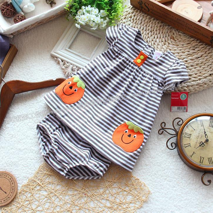 Baby Dress Baby Bodysuits set t- top shortsanzellina.myshopify.com
