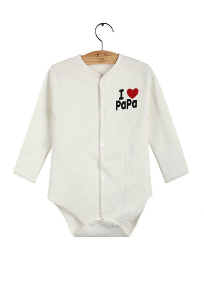 Baby Bodysuits winter sleeve Cotton Jumps-GKandaa.net