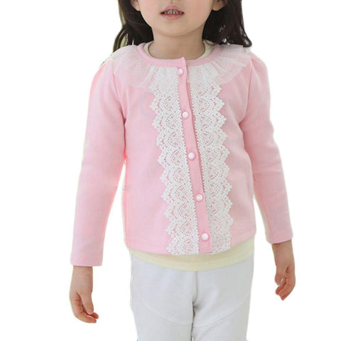 Baby Sweatshirts Baby Clothing Sets Spring long-sleeved cardigan-GKandaa.net