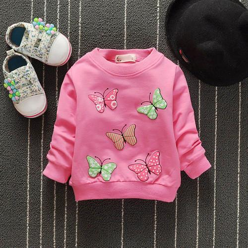 Baby Sweatshirts Baby Clothing Sets spring child casual sweet t--GKandaa.net