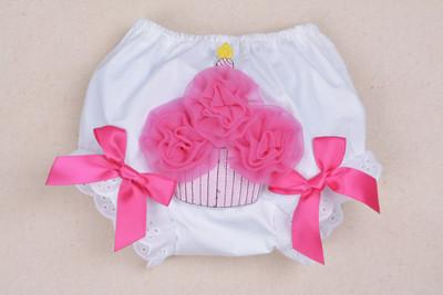 Baby Shorts Summer Ruffle Bloomers Birthday-GKandaa.net