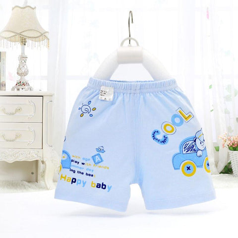 Baby Shorts Summer Soft Pants-GKandaa.net