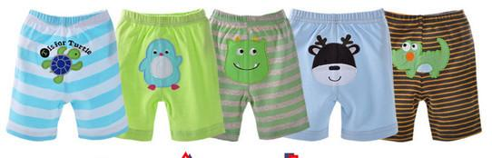 Baby Shorts 5Pcs/Lot Summer-GKandaa.net