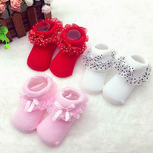 Baby Shoes 1 Pair Cute Toddler 0-6 Months-GKandaa.net