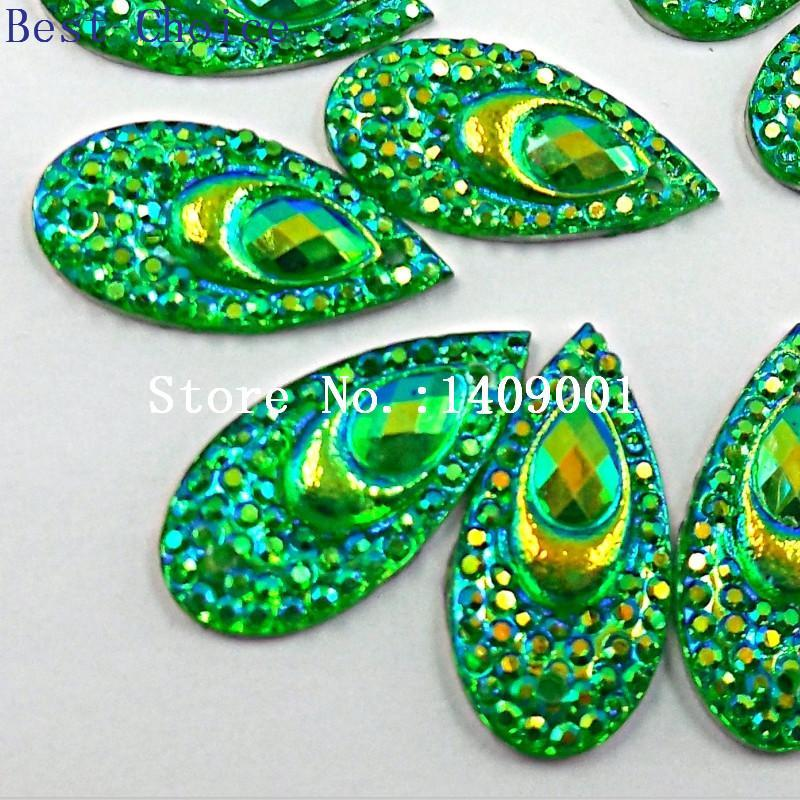 Art Supplies Choice s 10x20mm stones Crystals Costume Diyanzellina.myshopify.com