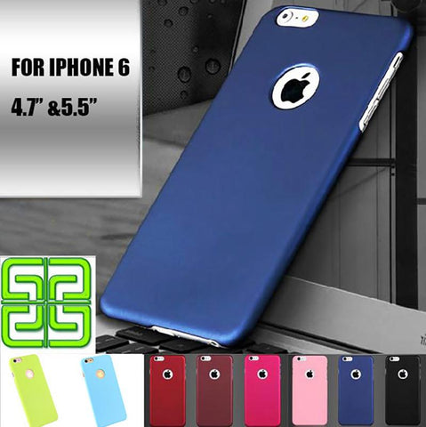 "Case Cover for iPhone 6 6s 4.7 "" 6 6s Plus 5.5 ""-GKandaa.net"
