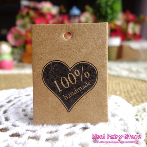 Paper bags for gifts 300pcs Retro Party Decorations Party Box Decor-GKandaa.net