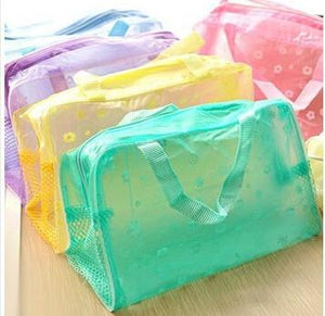 Bathroom Accessories 5 Colors Available 1PCS Transparent Cosmetic-GKandaa.net