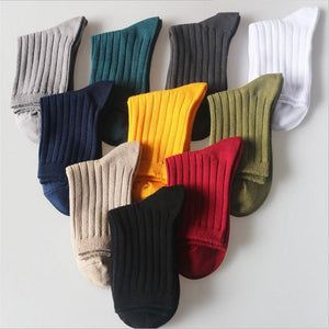 Women's Socks Colors Girl cotton Natural-GKandaa.net