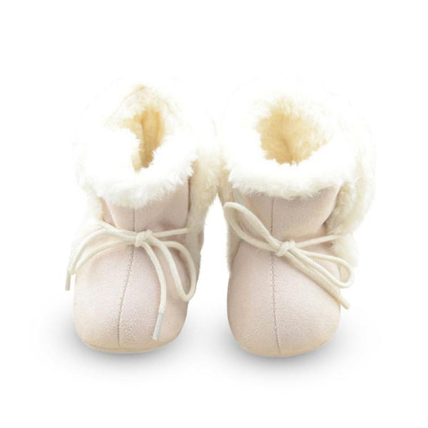 Baby Shoes Winter Soft Fleece Boots-GKandaa.net