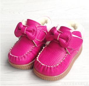 Baby Shoes 3colors fringe genuine leather bootanzellina.myshopify.com