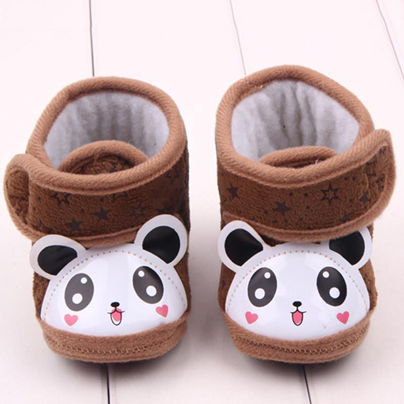 Baby Shoes 0-12Months Girl winter Boots Toddler Softanzellina.myshopify.com