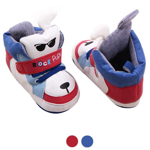 Baby Shoes 0-12 M lovely slippers Soft footwear with ale braceletanzellina.myshopify.com