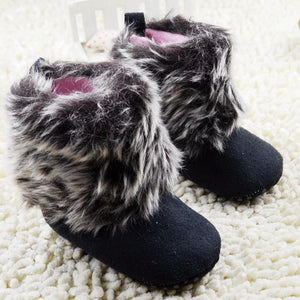 Girls' Winter Boots Snow Size 11 12 13cm 0-18Month-GKandaa.net