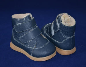 Girls' Winter Boots warm infant toddlers waterproof genuine leather-GKandaa.net