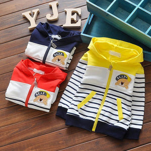 Baby Sweatshirts long sleeve coat outdoor sweater-GKandaa.net