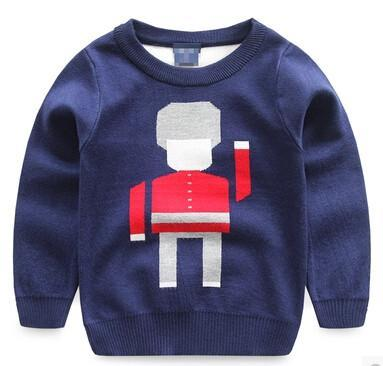 Boys Sweaters warm winter Pullover 3-7 Years-GKandaa.net