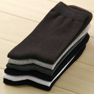 Men's Socks IKE 6 pairs fashion cotton color-GKandaa.net