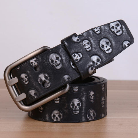 Men's Belts boy Casual PU trap Double agio-GKandaa.net