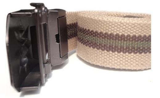 Men's Belts Tactical Military Hip Canvas Wide Strap Strong-GKandaa.net