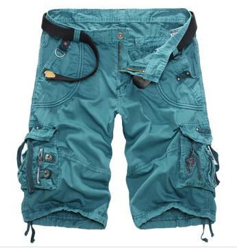 Men's Shorts Without Belt Summer Leisure Sport Casual - Gkandaa.net