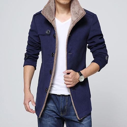 Men's Jackets Coat Fit Casual-GKandaa.net