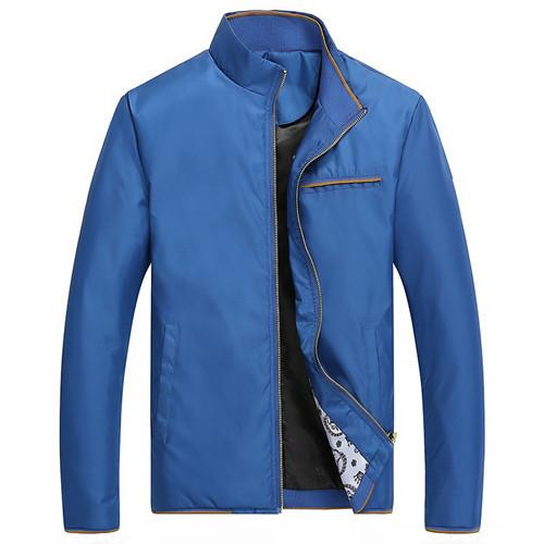 Men's Jackets Coats Long Sleeve Slim Casual Outdoor-GKandaa.net