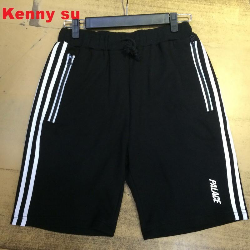 Men's Shorts new U.S. fashion palace zipper cotton pants - Gkandaa.net