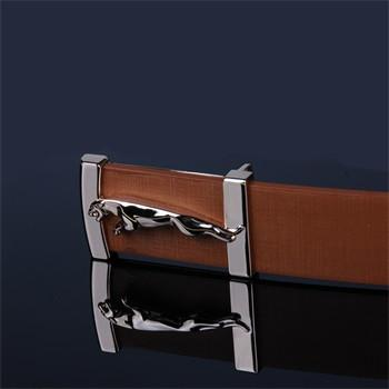 Men's Belts Leather Casual Alloy Leopard PU-GKandaa.net