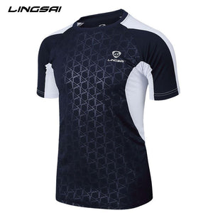 Men's T-Shirts Fashion Summer Sport fast Dry Slim Fit Running-GKandaa.net