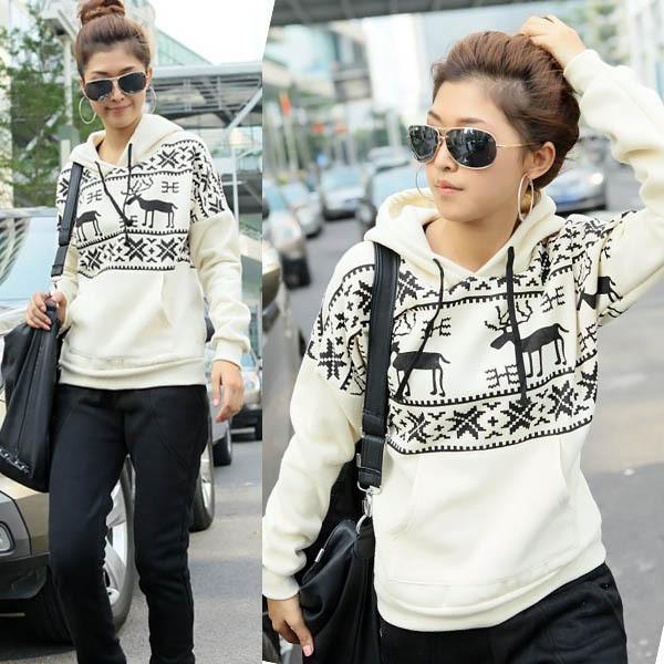 Women's Pullovers Outwear sweater-GKandaa.net