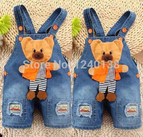 Girls Jeans bear Rom-GKandaa.net
