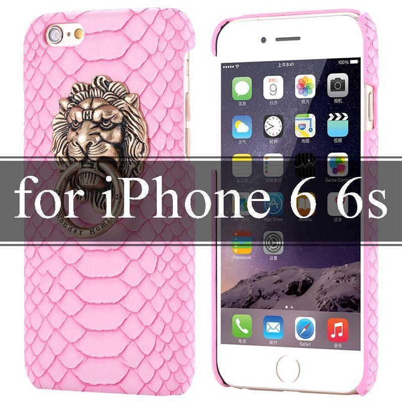 Case Cover for iPhone i6 6s 4.7/Plus 6 6S 4.7/ 6 6S Plus 5.53D Lion-GKandaa.net