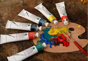 Art Supplies Oil Paints - all colors 50ml each tube-GKandaa.net