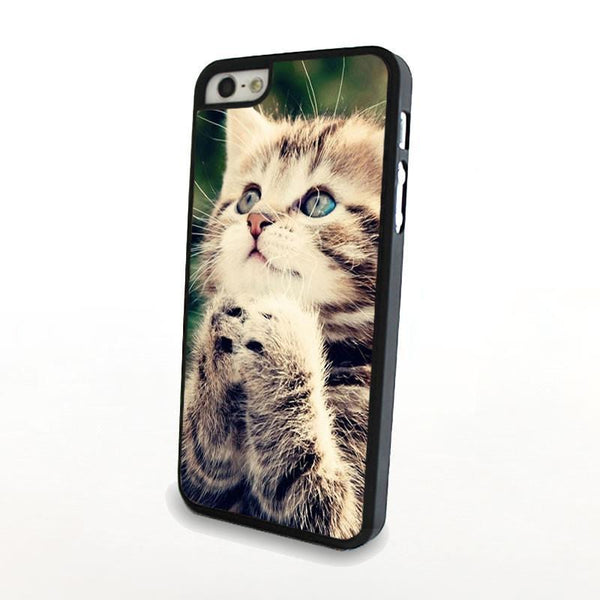 Case Cover for iPhone 4 4s Cute Love Cat-GKandaa.net