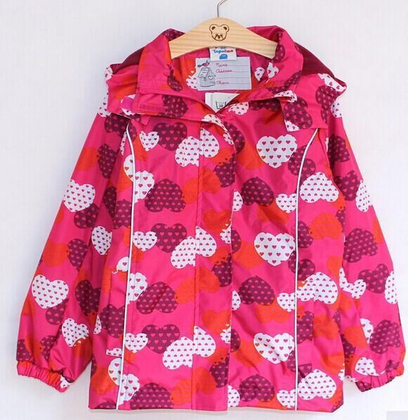 Girls Outerwear Coat Retail spring jacket:-GKandaa.net