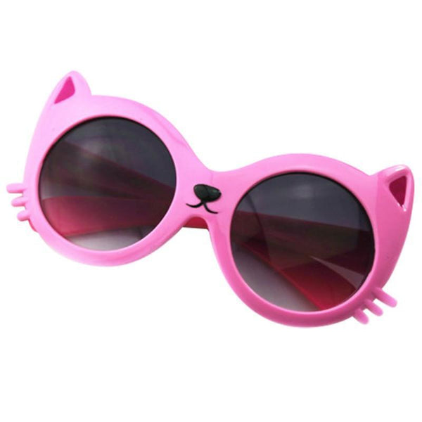 Children's sunglasses Boy 5 Colors Cat UV400 Eye Toddler-GKandaa.net