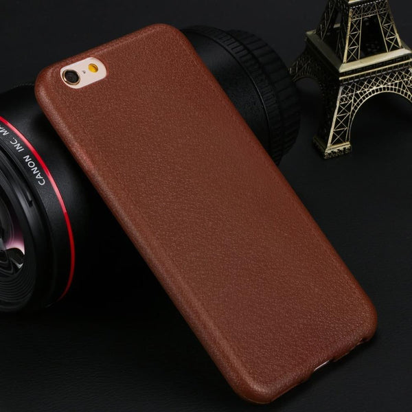 Case Cover for iPhone 5 5S SE 6 6S 6Plus 7 7Plus Luxury Soft TPU-GKandaa.net