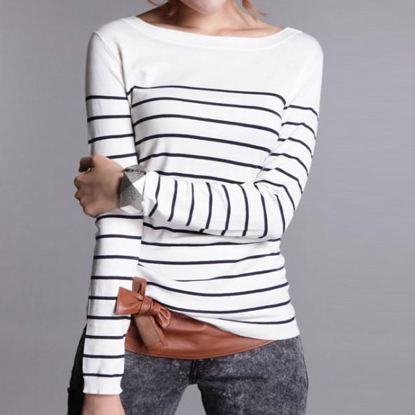 Women's Pullovers Cashmere wool sweater-GKandaa.net