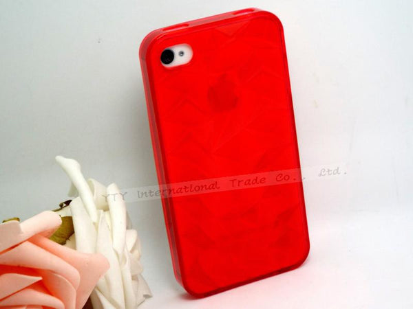 Case Cover for iPhone 4 4S 4 4S 4G With Shell Luxury-GKandaa.net