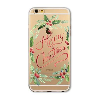 Christmas Cover For iPhone 4 4s 5 5s 5c SE 6 6s Plus 6Plus-GKandaa.net