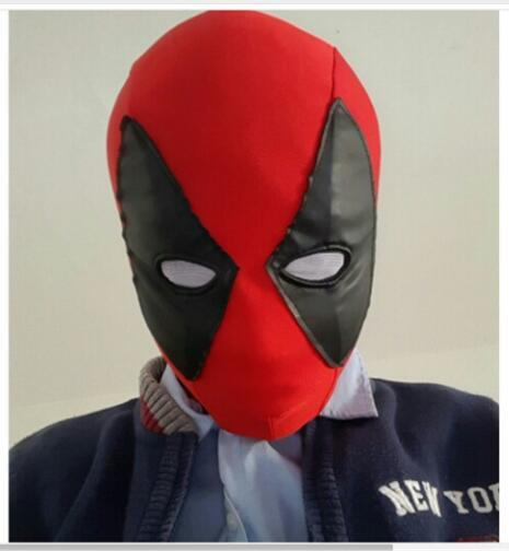 Drop shipping 1pcs marvel deadpool mask for adults or children Full Face Mask Halloween Cosplay Costume - GKandAa