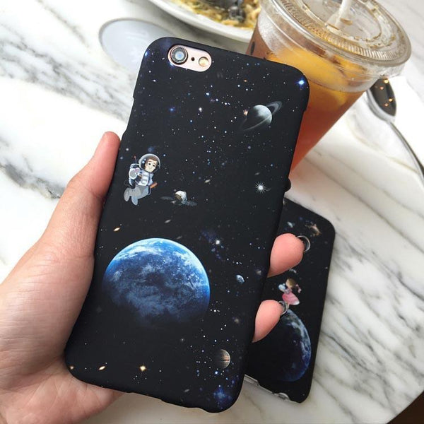 Case Cover for iPhone 6S 6 Plus 5 5S Cosmic Picture-GKandaa.net