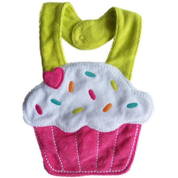Saliva Towel 1PC Bibs Waterproof Luch-GKandaa.net
