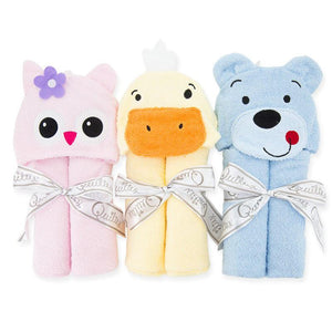 Animal Towels Hooded Bathrobe Character-GKandaa.net