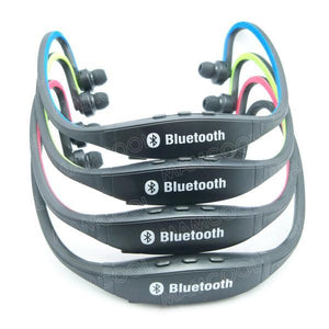 Headphone Earphone Sports Wireless Stereo Set Bluetooth V3.0+EDR phone-GKandaa.net