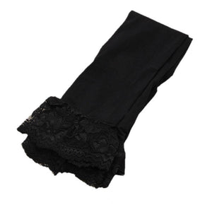 Girls Tights Leggings Color Velvet Lace Of pants-GKandaa.net