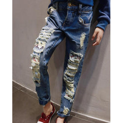 Girls jeans 2~7yrs - GKandAa